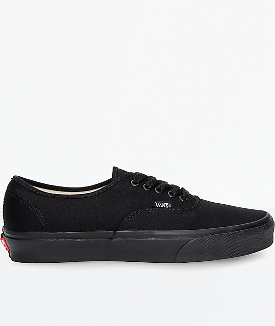 Vans Authentic E Negro BKPxeADX