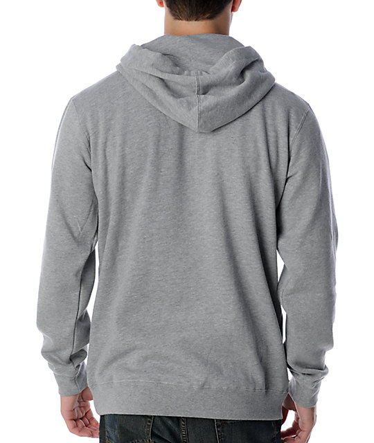 Vans Basic Heather Grey Hoodie