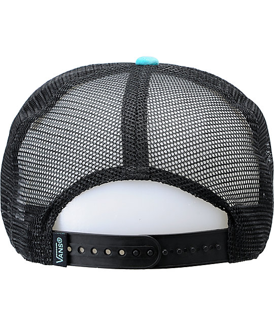 Vans Beach Girl Onyx Trucker Hat