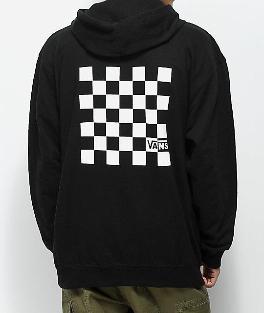 Jaket Sweater Hoodie Vans