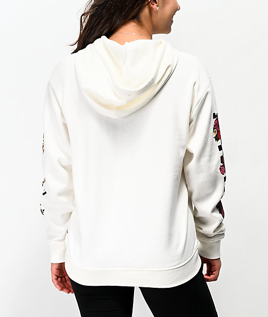 Vans Brunching White & Checkerboard Hoodie