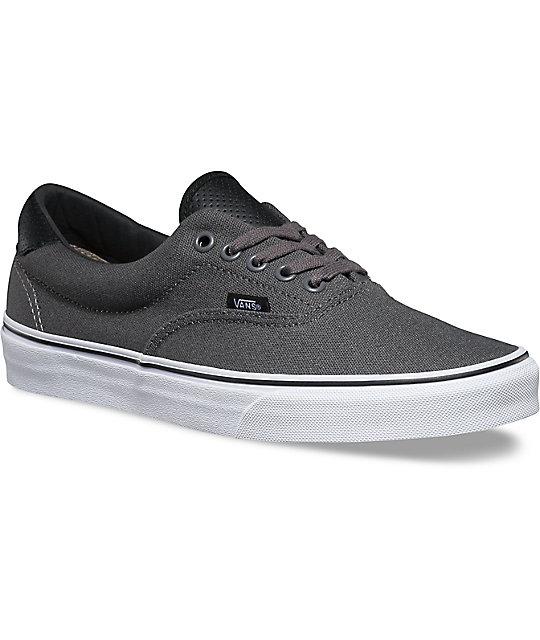 ce2b5b0ffc Vans C P Era 59 Pewter   Black Shoes