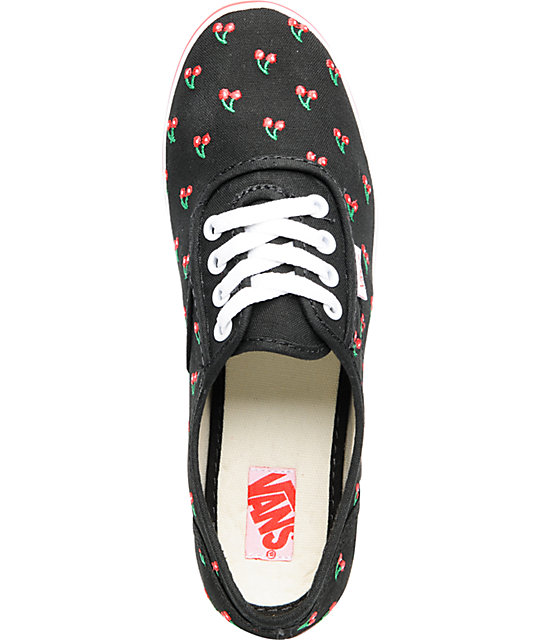 Vans Cedar Black Cherries Shoes