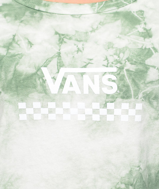 Vans Checker Sage Cloudwash T-Shirt