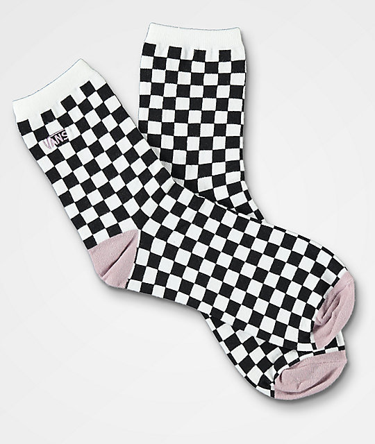 Vans Checkered Shinner calcetines