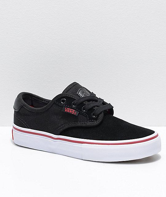 Vans Chima Pro Black 6771b1047