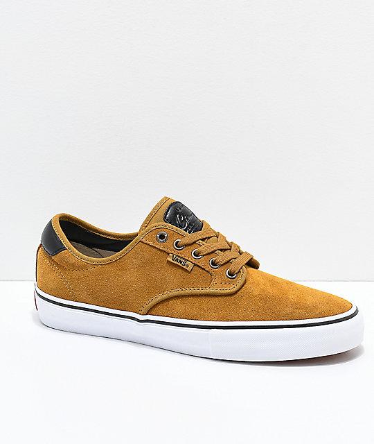 Vans Chima Pro 2 Schuhe (Suede) Blackout