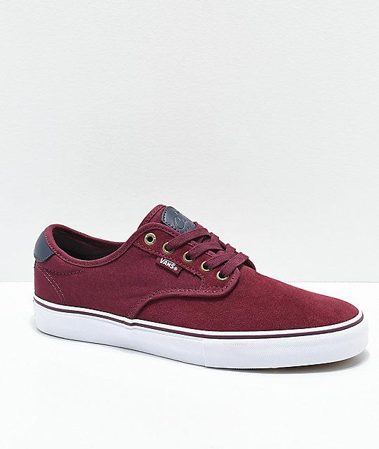 vans chima pro shoes
