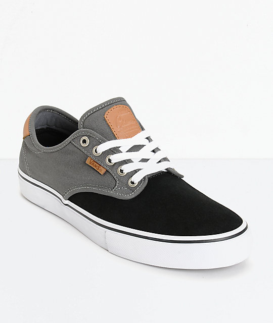 Vans Chima Pro Two Tone Skate Shoes
