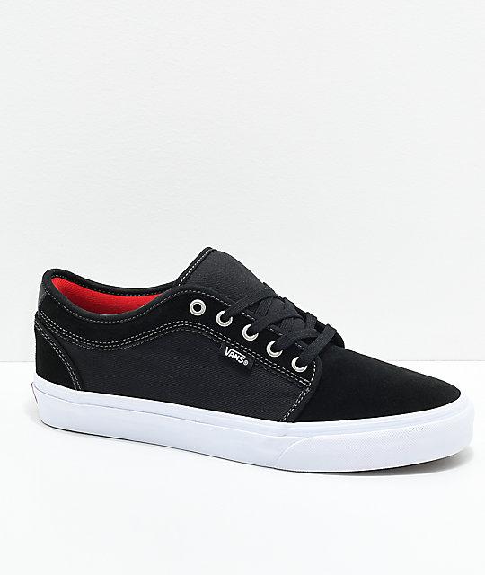 894cf56b92cf Vans Chukka Low Pro Black