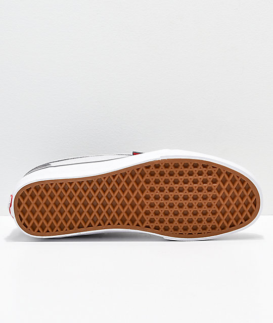 Pro Chukka de zapatos Frost skate Vans gris Pewter amp; Low 0qEdxd71a