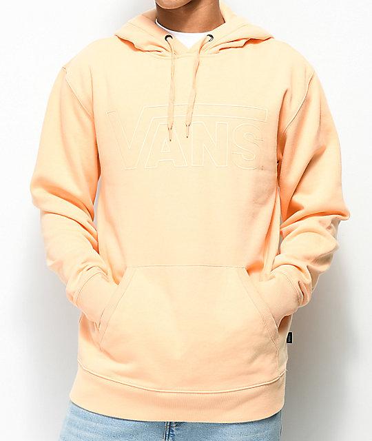 9baa8c517c Vans Classic Apricot Fleece Hoodie