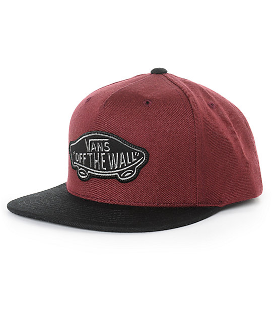 Vans Classic Patch Snapback Hat  3aaef3ce6a7