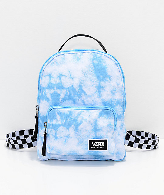 68b89d3c Vans Cloud Blue Bell Mini Backpack