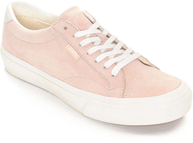 light pink vans womens