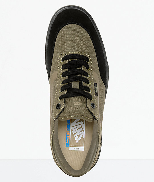 9f836c8d715 ... Vans Crockett 2 Ivy Green Skate Shoes ...