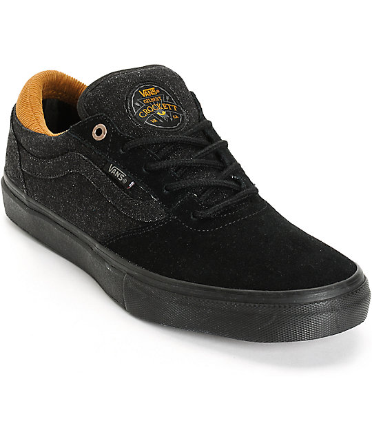 b35af15ae9e0 Vans Crockett Pro Skate Shoes