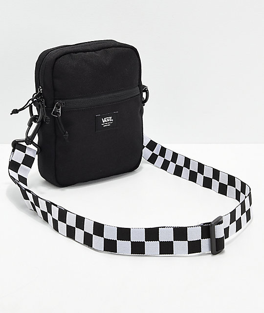 Vans Crossbody Black Shoulder Bag  9b62423549f65