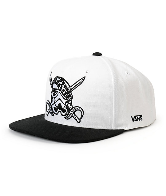 Vans Darth Storm Snapback Hat  d0f279946