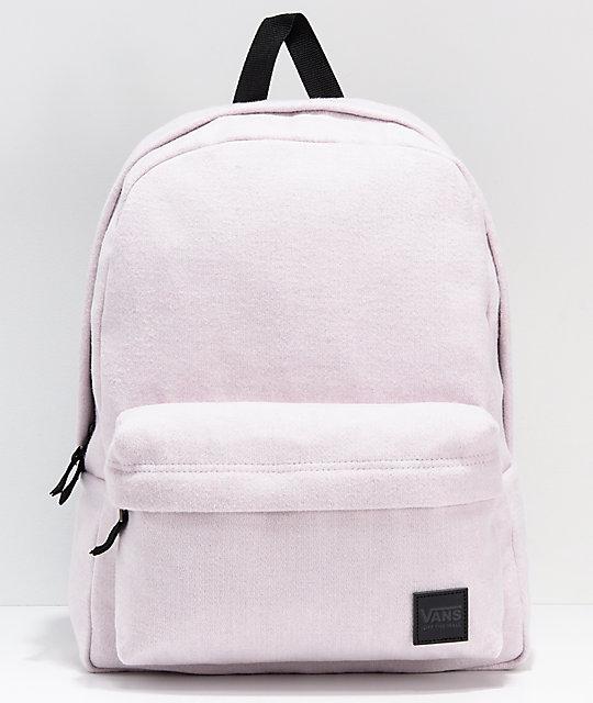 c6795049ac Vans Deana III Lavender Fog 22L Backpack