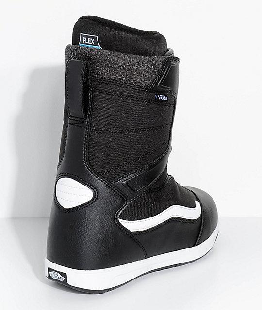 36a4e425f0 ... Vans Encore Black Boa botas de snowboard ...