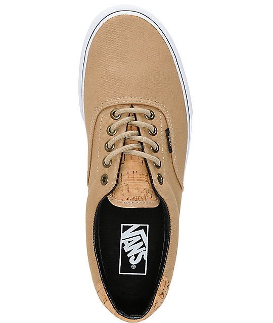 Vans Era 59 Cork Incense Skate Shoes