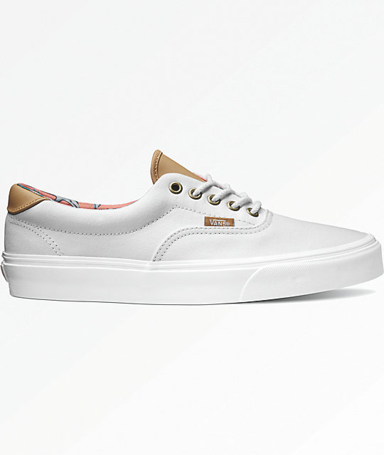 b369b3ca624a Vans Era 59 Dolphin   True White Shoes