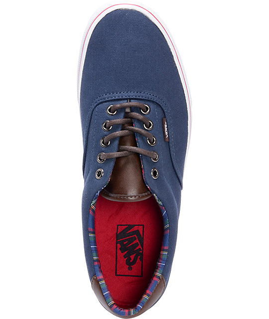 Vans Era 59 H&L Dress Blues Skate Shoes