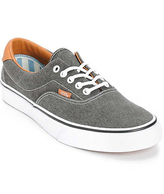 Vans Era 59 Washed C&L Skate Shoes
