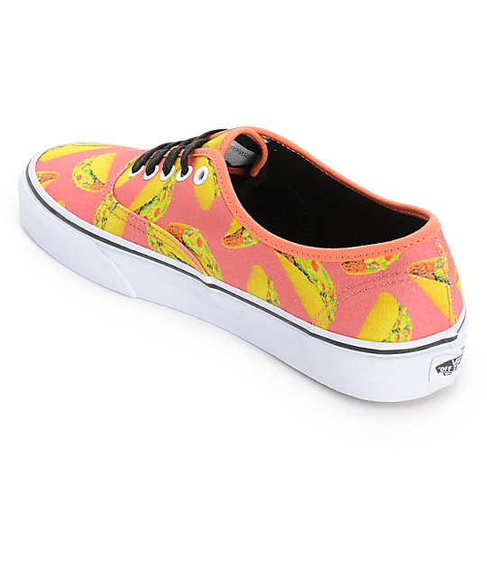 a0896fe57c14 ... Vans Era Authentic Tacos Mens Skate Shoes ...
