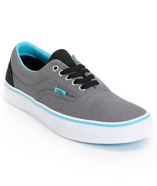 Vans Era Castlerock & Scuba Canvas Skate Shoes