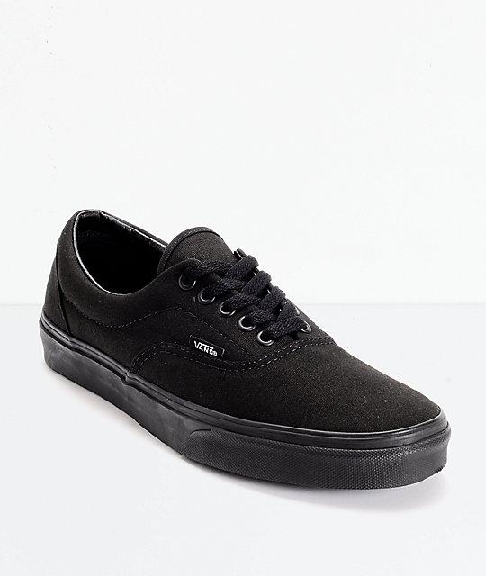 Vans - Zapatillas para hombre negro negro negro Size: US 11.5 VdsJ7NOY