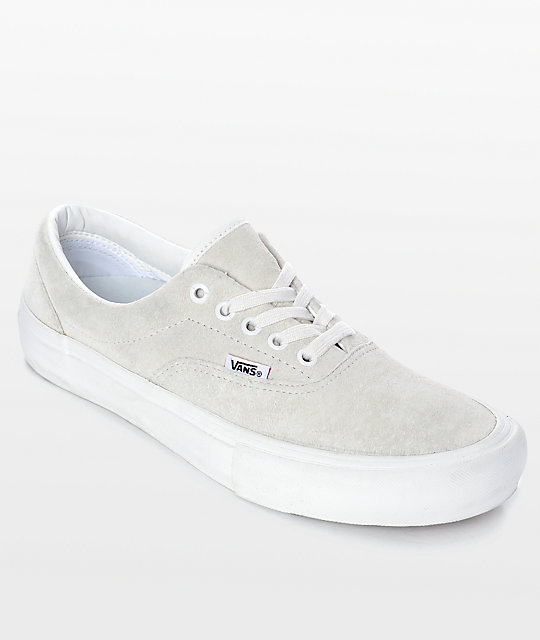 search for original lovely luster promotion Vans Era Pro Blanc Skate Shoes