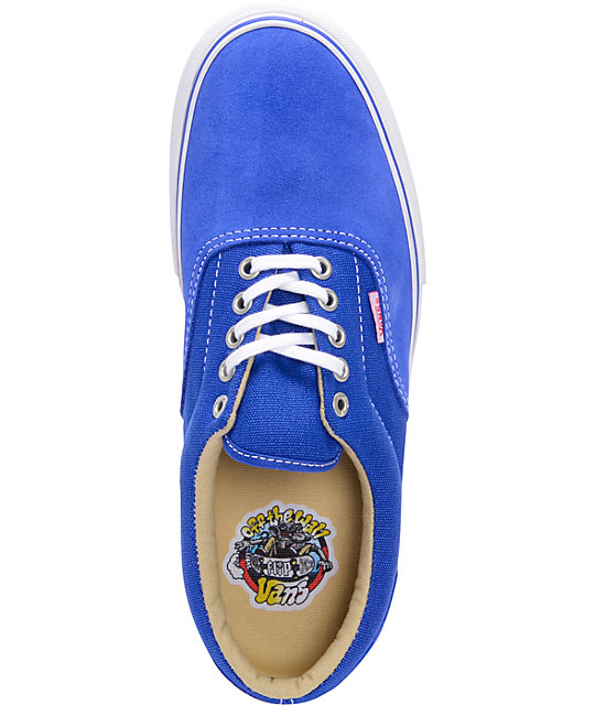 Vans Era Pro Cruise Lose Royal Skate Shoes
