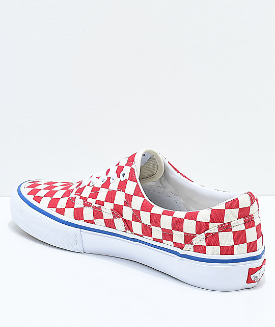 vans era pro checkerboard for sale