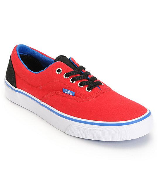 Vans Era Red 91e9250162dd
