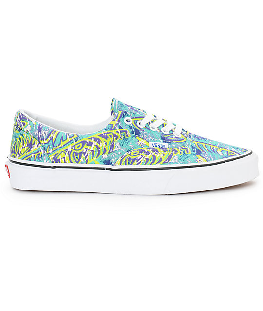 5aef6e5a6c ... Vans Era Van Doren Hoffman Mens Skate Shoes