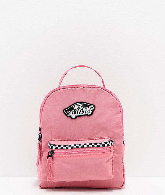 2vans mochilas mujer rosa