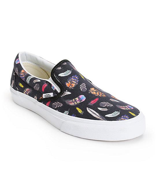 1b494922a51 vans slip on shoes for women