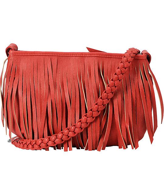 red vans purse
