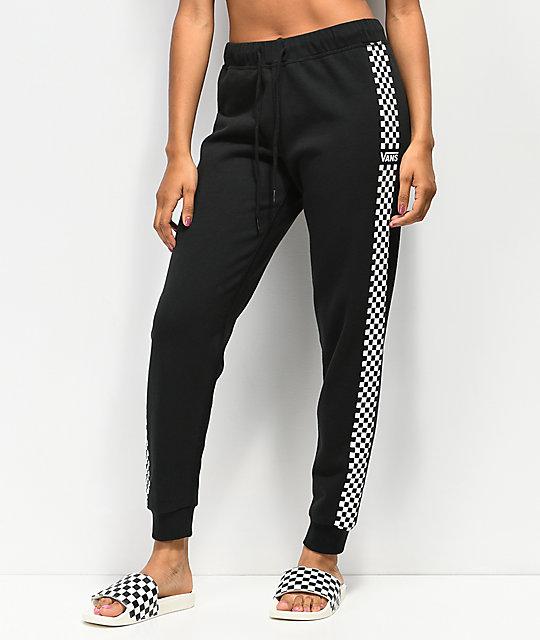85c2ae09e872 Vans Funday Black Sweatpants