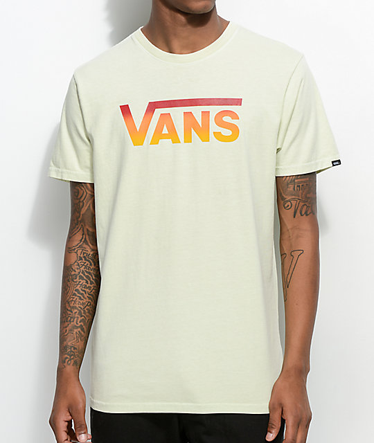 Vans Grad Drop Ambrosia Green T-Shirt