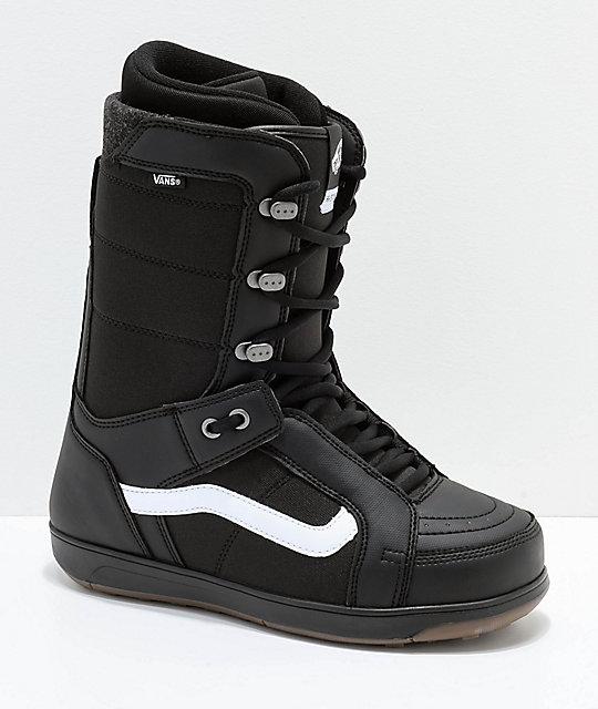 0ddf232deb8 Vans Hi-Standard Black Snowboard Boots