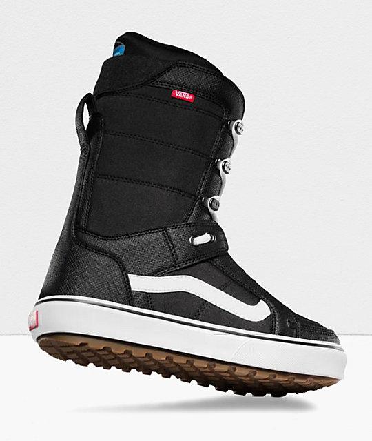 bb1c1eaaff ... Vans Hi-Standard OG Black   White Snowboard Boots 2019 ...