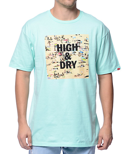 6e39ec20a6 Vans High   Dry Mint T-Shirt