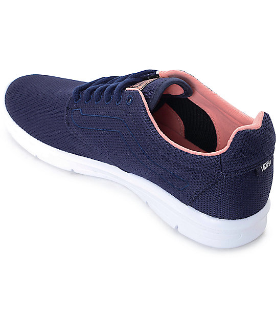 37713ee17f959d ... Vans Iso 1.5 Eclipse Blue Womens Shoes ...