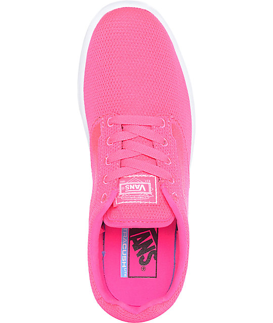 e1acfab63c4039 ... Vans Iso 1.5 Knockout Pink Womens Shoes ...