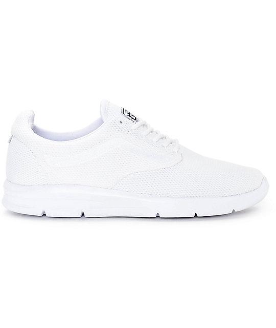 Zapatos blancos Vans ISO para hombre Fimnf3s