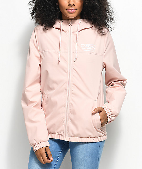 Vans Kastle Evening Sand Windbreaker Jacket