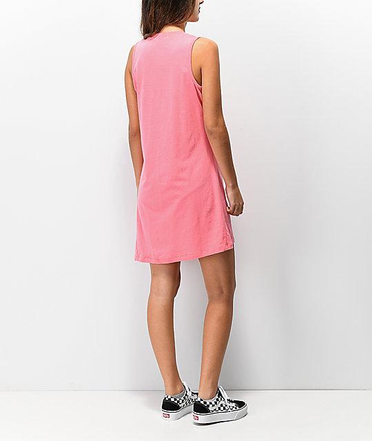764da8a74b Vans Knotty Strawberry Pink Dress  Vans Knotty Strawberry Pink Dress ...